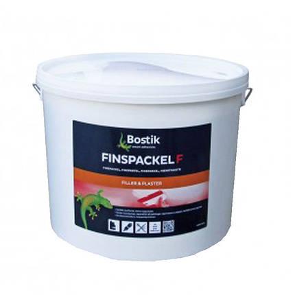 Шпаклёвка финишная готовая BOSTIK Finspackel-F (18 кг), фото 2