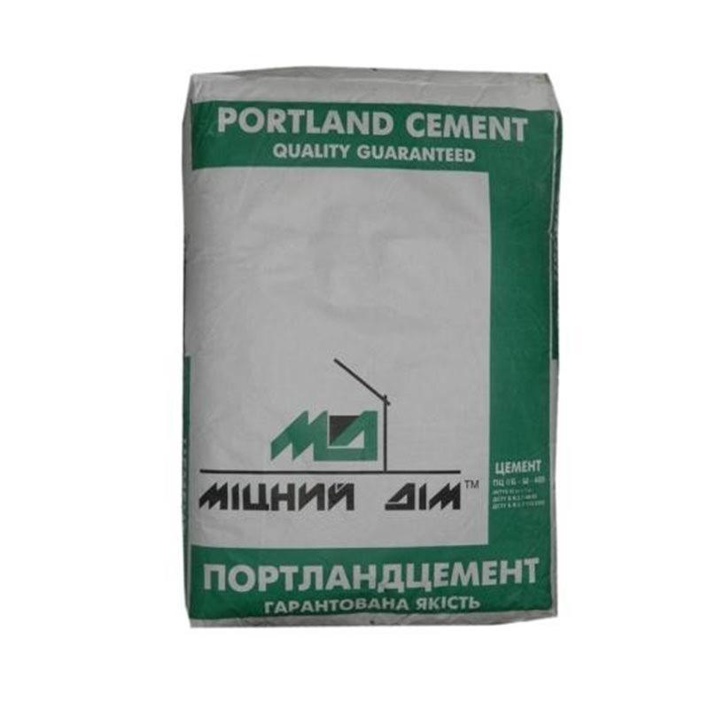 Цемент Міцний дім ПЦ-400 (25 кг)
