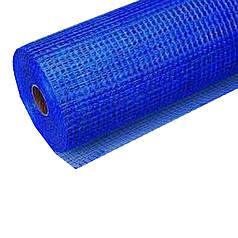 Сетка фасадная штукатурная 5 х 5 мм (1 х 50 м)