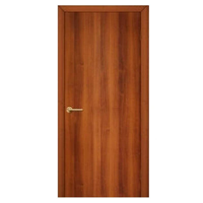 Межкомнатные двери (полотно) ОМиС глухое орех