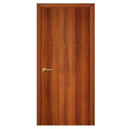 Межкомнатные двери (полотно) ОМиС глухое орех, фото 2
