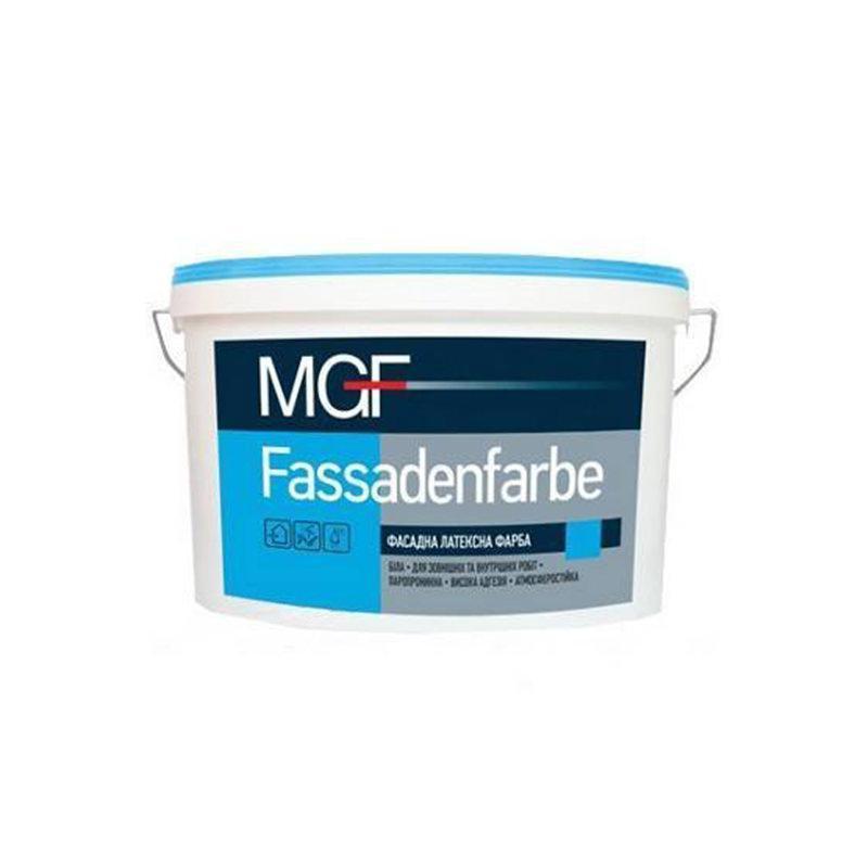 Водоэмульсионная краска фасадная MGF М90 латексная (10 л)