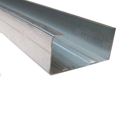 Профиль CW 100 (0,5 мм) 4 м, фото 2