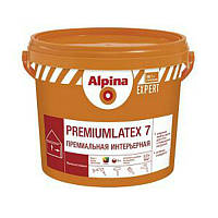 "Водно-дисперсионная краска ""Alpina"" 7B1 Premiumlatex (2.5 л)"