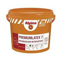 Водно-дисперсионная краска Alpina 7B1 Premiumlatex (2.5 л)