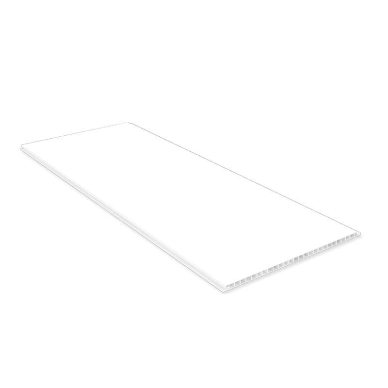 "Панель ПВХ ""ТМ Deco Life"" снежно-белая матовая 6,0 х 0,25 м (8 мм)"