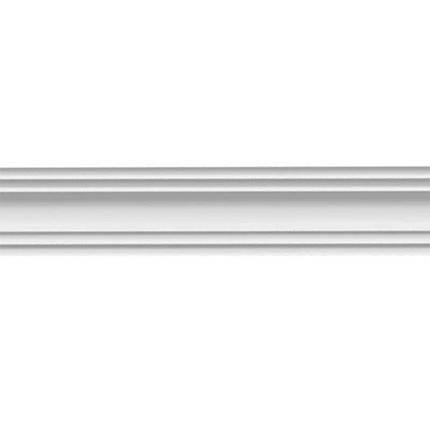 Плинтус потолочный Premium decor 2 м 28х28 (110шт)PA30(MP), фото 2