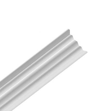 Плинтус потолочный Premium decor 2 м 36х30 (110 шт) PG4, фото 2