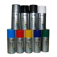 Краска аэрозольная NEW TON хаки-олива (400 г)