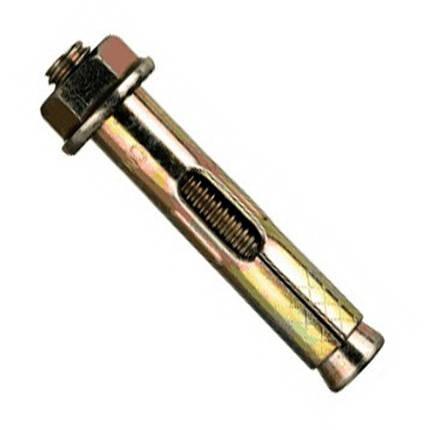Болт анкерный с гайкой распорный (8 х 60 мм), фото 2