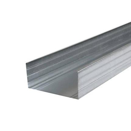 Профиль для гипсокартона CW 100 3 м (0,4 мм), фото 2
