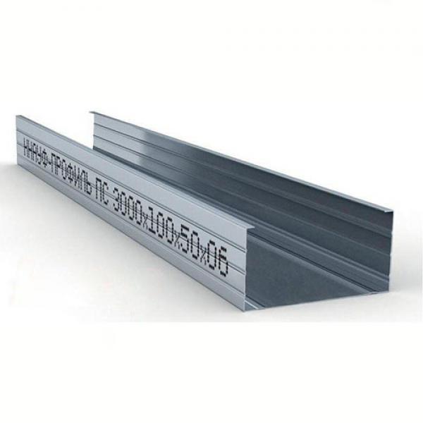 Профиль CW 100 KNAUF 0,6 мм 3 м (8шт/уп)