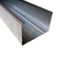 Гипсокартоновый профиль CW 75 4 м (0,4 мм)