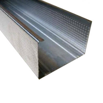 Гипсокартоновый профиль CW 75 4 м (0,4 мм), фото 2