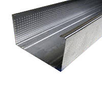 Профиль CW 75 гипсокартоновый 4 м (0,5 мм)