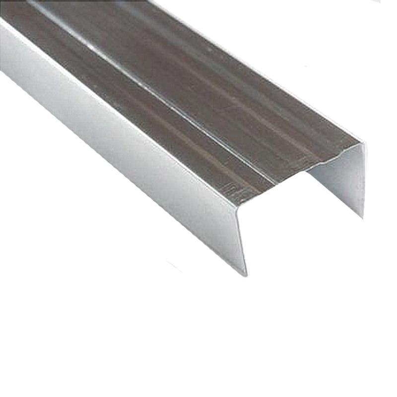 Профиль для гипсокартона UW 50 3 м (0,5 мм)