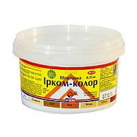 """Шпатлёвка для дерева """"Ирком-колор"""" белая 0,35 кг"""