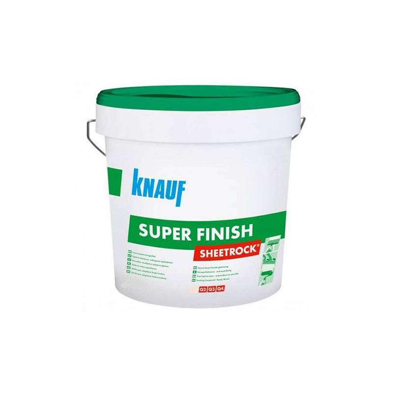 Финишная шпаклевка KNAUF Sheetrock (28 кг)