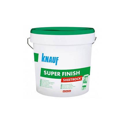 Финишная шпаклевка KNAUF Sheetrock (28 кг), фото 2