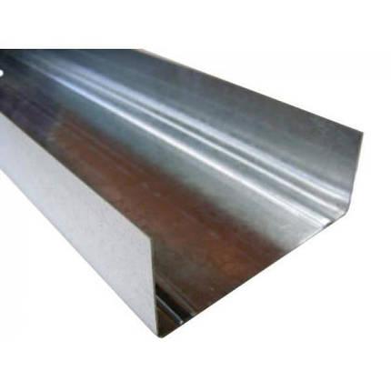 Профиль UW 75 3 м (0,5 мм), фото 2