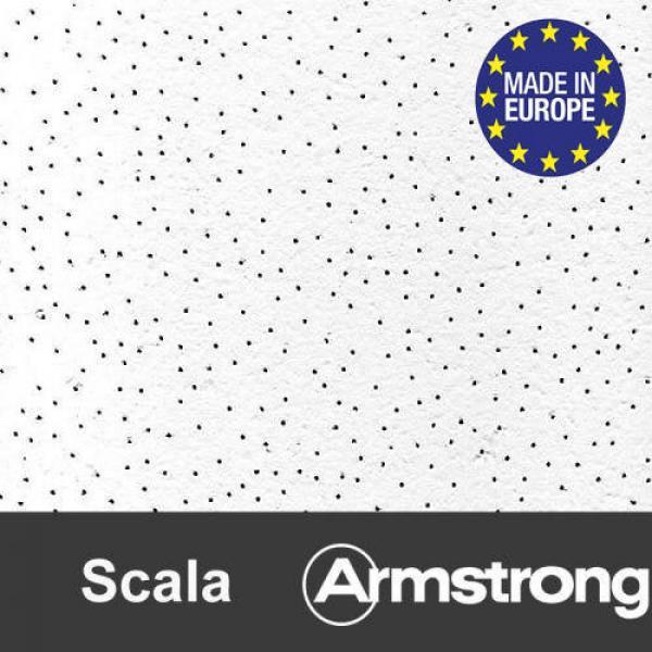 Потолочная плита Armstrong Scala board (600x600)