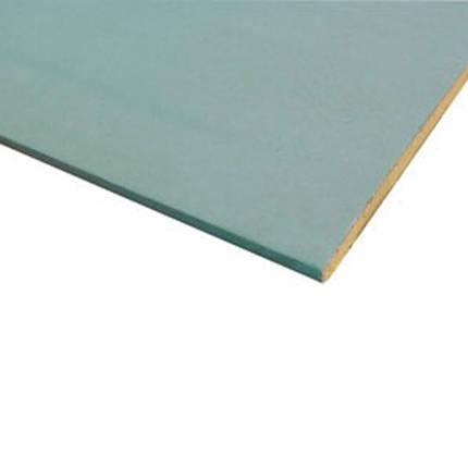 Гипсокартон влагостойкий KNAUF 1,2х2,5 м (9,5 мм), фото 2
