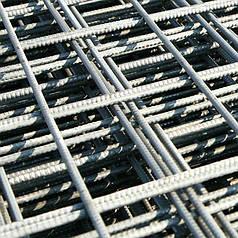 Сетка кладочная ЭК 115 х 115 (0,5 х 2 м) D3,5 мм
