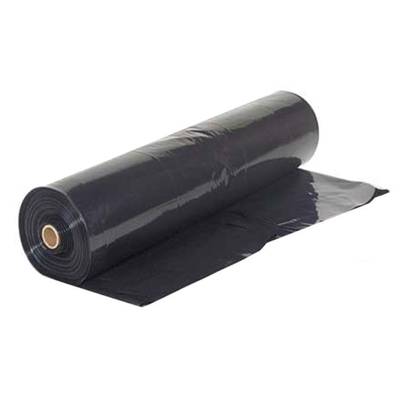 Плёнка полиэтиленовая (черная) 100 мкм