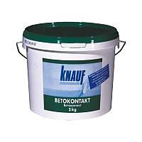 """Грунтовка """"KNAUF"""" Betokontakt (5 кг) Германия"""