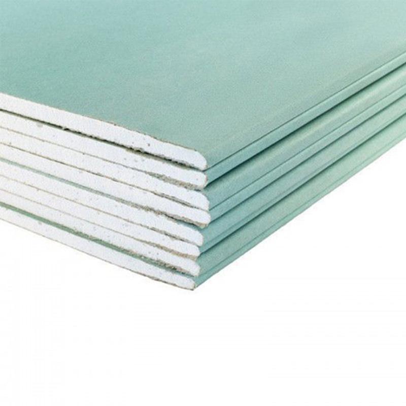 Гипсокартон влагостойкий KNAUF 1,2 х 2,5 м (12,5 мм)