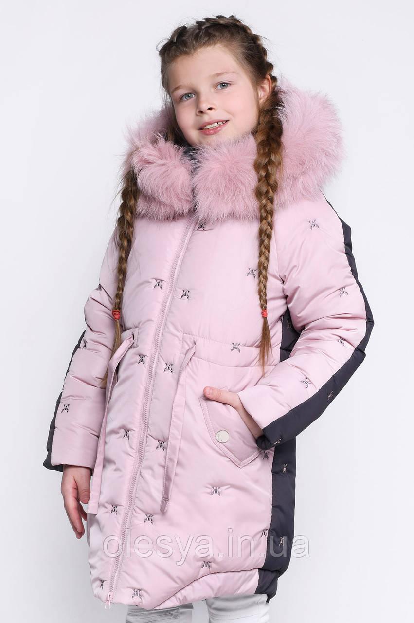 X-Woyz Детская зимняя куртка X-Woyz DT-8277-15