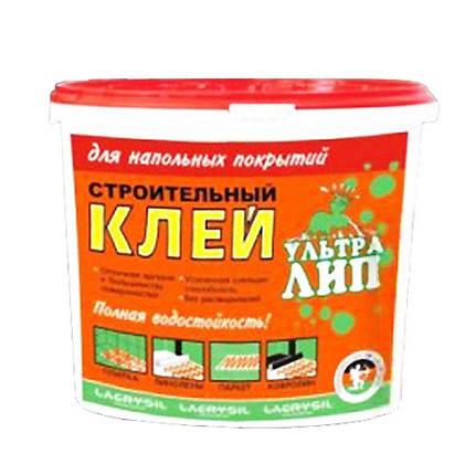 Клей строительный для напольных покрытий Ультра Лип (12 кг), фото 2