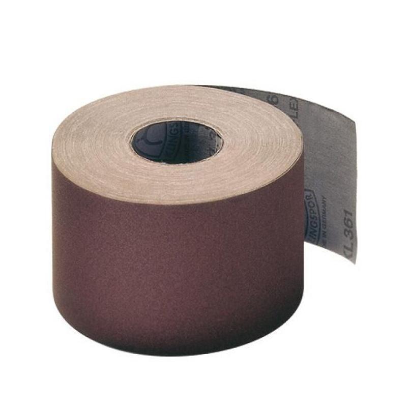 Наждачная бумага Klingspor KL381J, Р-100, на тканевой основе
