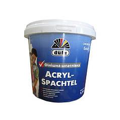 Шпаклевка DUFA ACRYL SPACHTEL (1.5 кг)