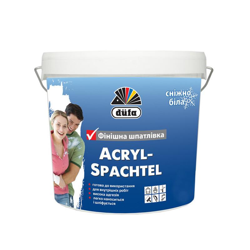 Шпаклевка DUFA ACRYL SPACHTEL (3.5 кг)