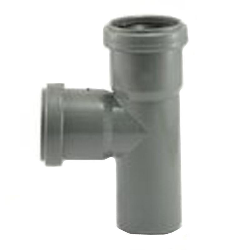 Тройник канализационный Wavin (32 х 32 мм) 88 гр.