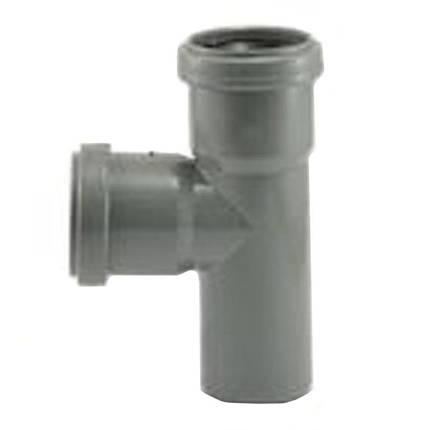 Тройник канализационный Wavin (32 х 32 мм) 88 гр., фото 2