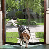 Москитная сетка на дверь Magnetic Mesh - антимоскитная сетка на дверь, фото 9