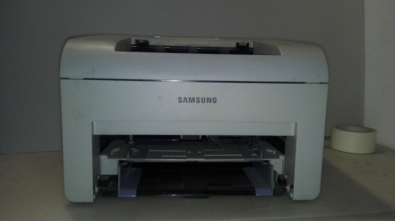 Лазерный принтер Samsung ML-2571N сетевой офисный