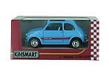Автомодель металлическая 1:24 Fiat 500 KT5004W Kinsmart , фото 2