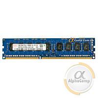 Модуль памяти DDR3 4Gb ECC Hynix (HMT351U7EFR8A) 1600 PC3L БУ