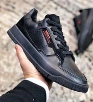 """Кроссовки Adidas Yeezy Powerphase """"Black"""" Арт. 3883"""