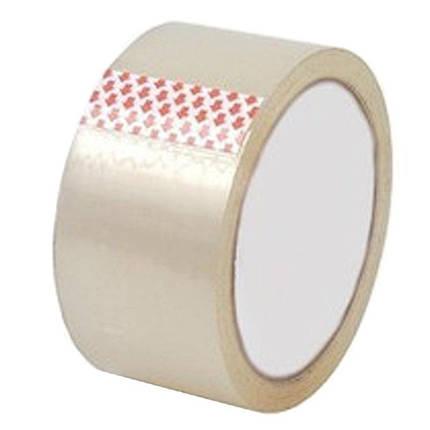 Скотч упаковочный прозрачный (100 м), фото 2
