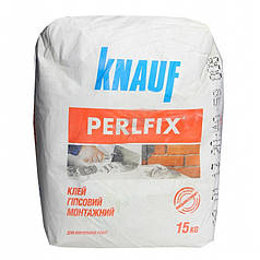 """Клей для гипсокартона """"Perlfix"""" (15 кг)"""