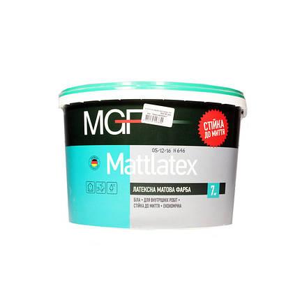 "Водоэмульсионная краска ""Dufa"" MGF М100 (5 л), фото 2"