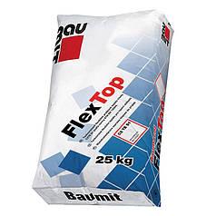 Клеящая смесь Baumit FlexTop эластичная (25 кг)