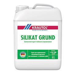 "Грунтовка ""Krautol"" Silikat Grund (10 л)"