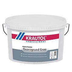 Грунтовка Krautherm Quаrzgrund GRAU (25 кг)