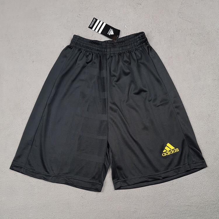 Футбольные шорты Adidas черные реплика