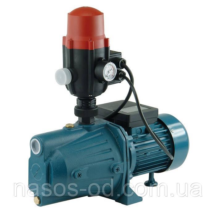 Насосная станция гидрофор Насосы+Оборудование AUJET110B/E2 для воды 1.1кВт Hmax57м Qmax50л/мин